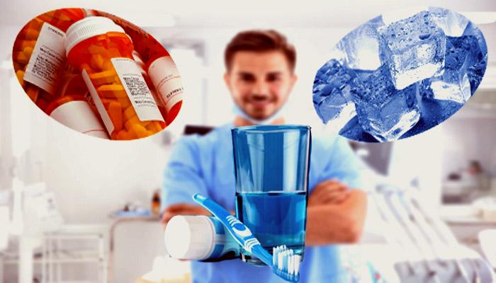 درد ایمپلنت را با توصیه های دندانپزشک، مسکن ها، دهان شویه ها و ... می توان کاهش داد.