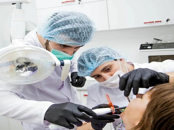 بریج دندان در ۳ مرحله انجام می شود